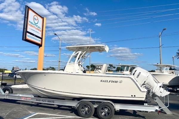 24-ft-Sailfish-2022-241 CC- Tampa Bay Florida United States  yacht for sale