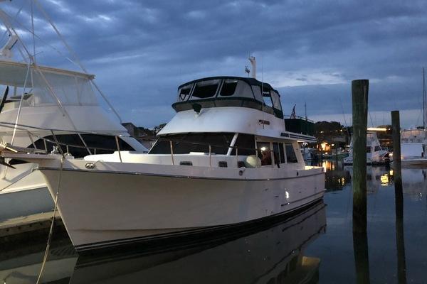 42-ft-Ocean Alexander-1995-426- Pensacola Florida United States  yacht for sale