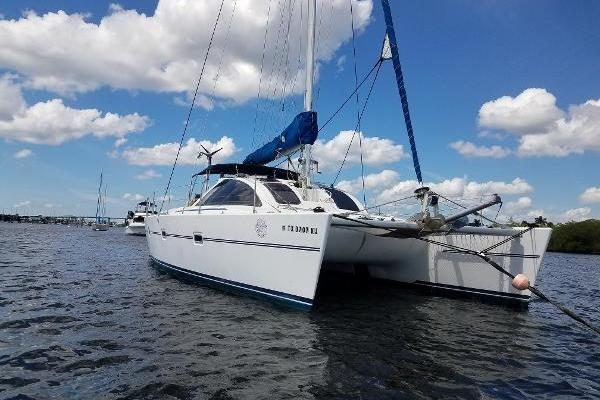 37-ft-Lagoon-1993-37- Tigresa Fort Myers Beach Florida United States  yacht for sale