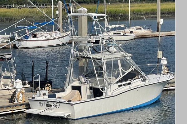 28-ft-Carolina Classic-2001-Open Fisherman-My Time Out II Port Royal South Carolina United States  yacht for sale