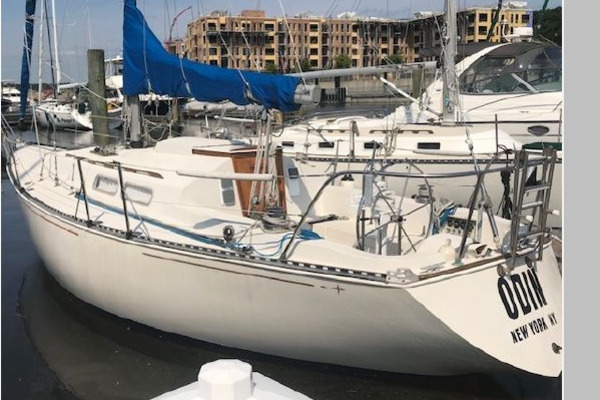 33-ft-C&C-1976-33 MKI-ODIN Port Washington New York United States  yacht for sale