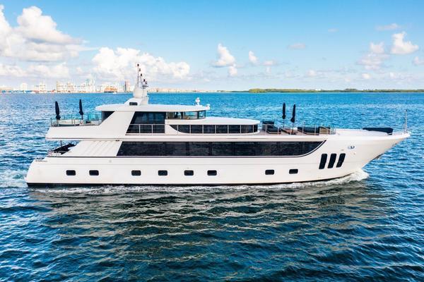 104-ft-Custom-2010-WHS Marine -Uniq North Miami Beach Florida United States  yacht for sale