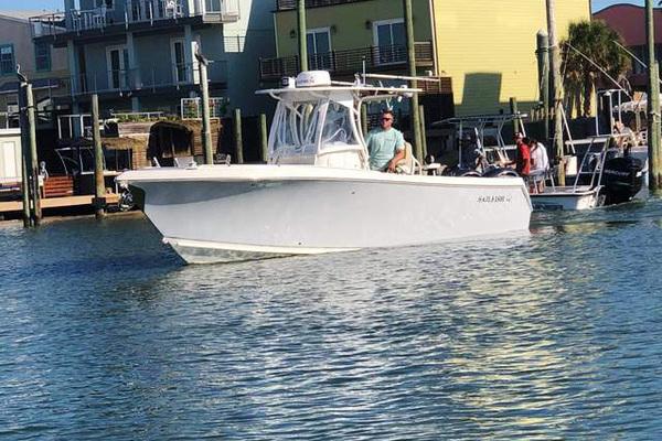 27-ft-Sailfish-2019-272 CC-  Texas United States  yacht for sale