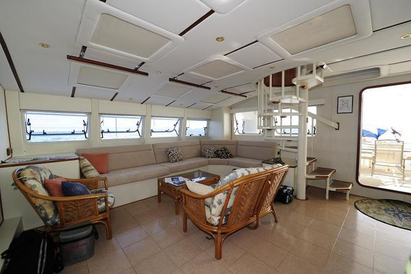 2009Advanced Marine 82 ft Catamaran   Bonefish