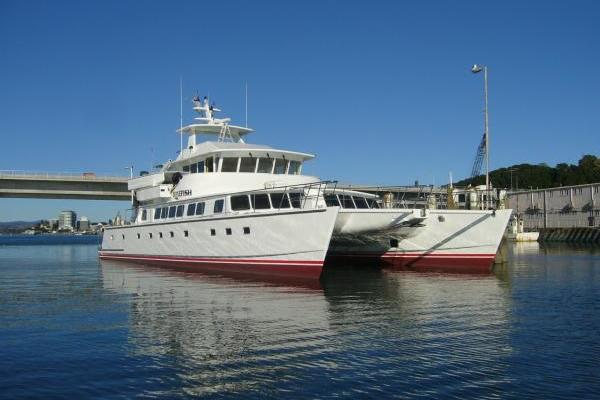 Picture Of: 82' Custom Catamaran 2009 Yacht For Sale | 2 of 40