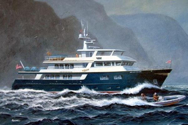 Picture Of: 120' Inace Overing 2021 Yacht For Sale | 1 of 4