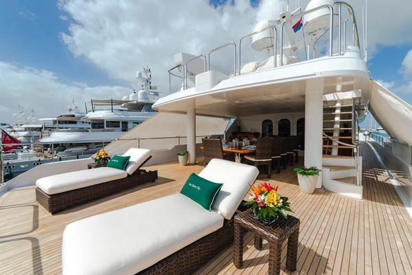 2001 Christensen 155' Tri Deck Motor Yacht ONE MORE TOY | Picture 1 of 34