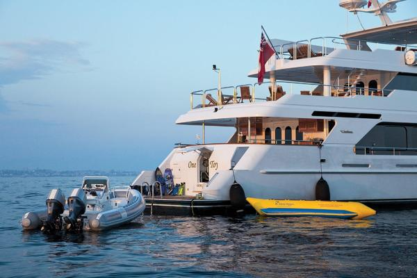 2001 Christensen 155' Tri Deck Motor Yacht ONE MORE TOY | Picture 7 of 34