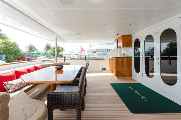 2001 Christensen 155' Tri Deck Motor Yacht ONE MORE TOY | Picture 3 of 34