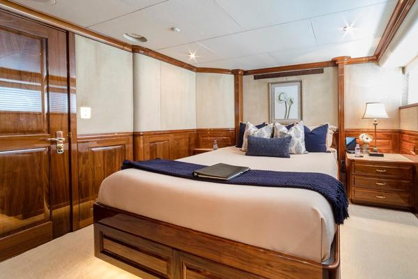 2001 Christensen 155' Tri Deck Motor Yacht ONE MORE TOY | Picture 2 of 34