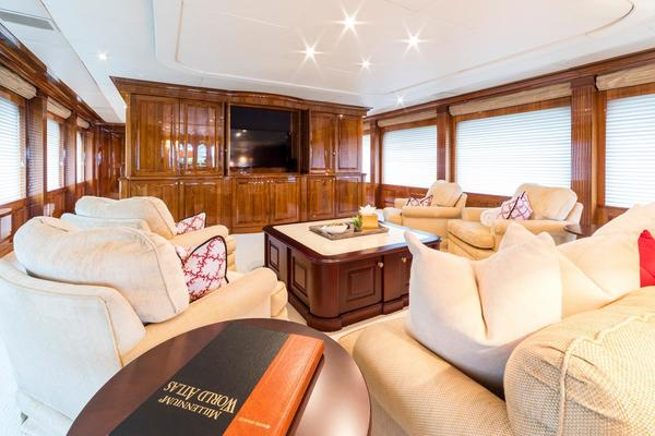 2001 Christensen 155' Tri Deck Motor Yacht ONE MORE TOY | Picture 6 of 34