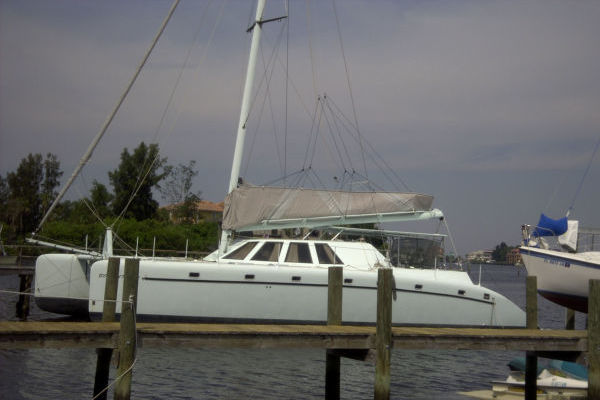 60' Catamaran Custom Commercial Term Charter Catamaran 60 1999 | No Name