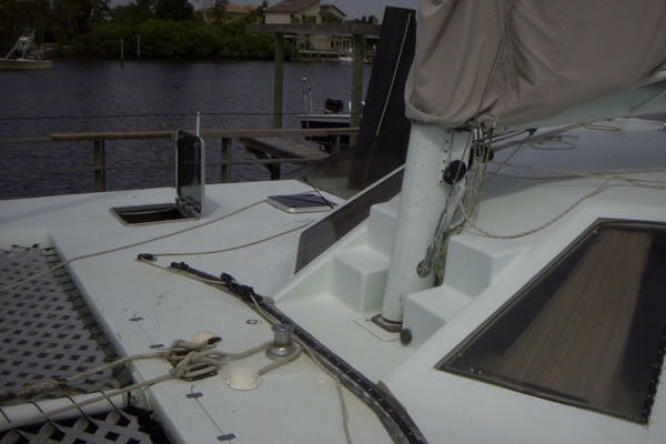 Picture Of: 60' Catamaran Custom Commercial Term Charter Catamaran 60 1999 Yacht For Sale | 4 of 16