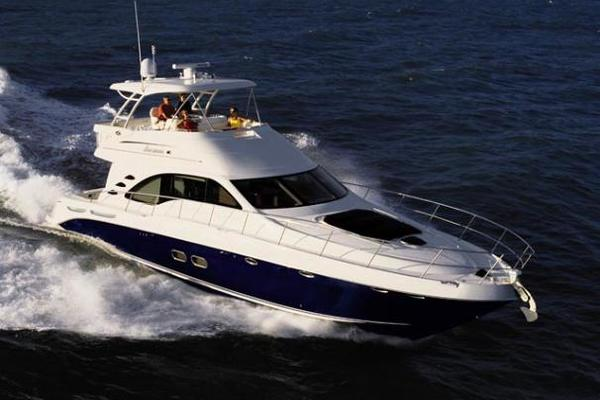 58' Sea Ray 58 Sedan Bridge 2009 |