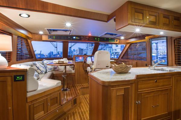 2018 Marlow 58' 58E  | Picture 3 of 11