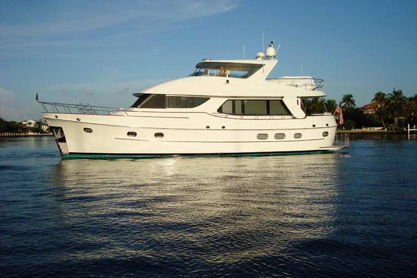 2009 Cheoy Lee 68' Serenity St. Tropez | Picture 1 of 11