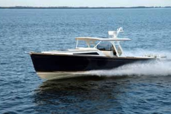 2018Marlow Prowler 37 ft Open 375
