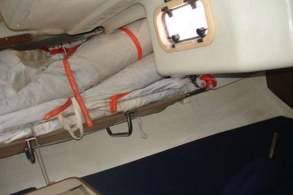 1990C amp C 37 ft 37 40 Wing Keel  Model 37R    Creola
