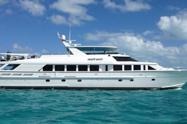 114' Hatteras Raised Pilothouse My 1996 | Good Times