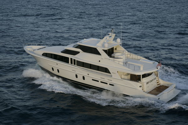 Cheoy Lee Global Series MotorYacht