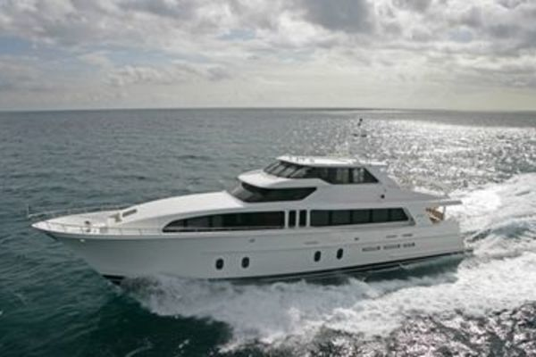 95' Cheoy Lee Bravo Series Sport Motor Yacht 2019 | New Construction Available