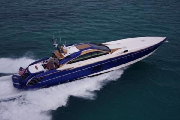 Nor-tech 80' 80 Sport Yacht 2019