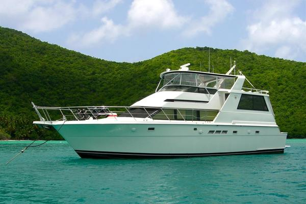 52' Hatteras Motor Yacht Fly Bridge 1997 | My Toy