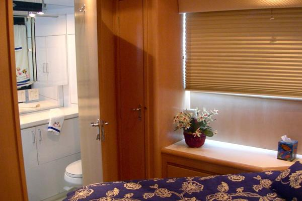 1997 Hatteras 52' Motor Yacht Fly Bridge My Toy | Picture 8 of 23