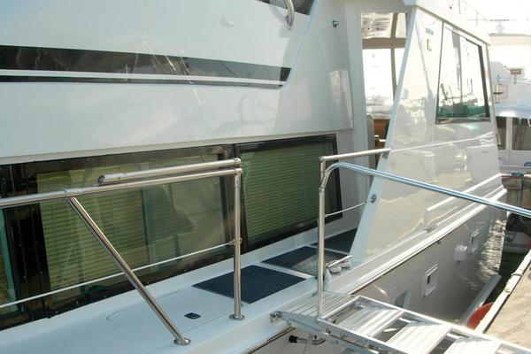 1997 Hatteras 52' Motor Yacht Fly Bridge My Toy | Picture 6 of 23