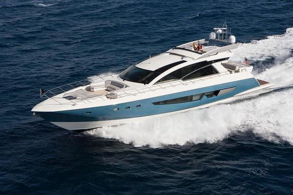 87' Cheoy Lee Alpha Express Sportbridge 2014 |