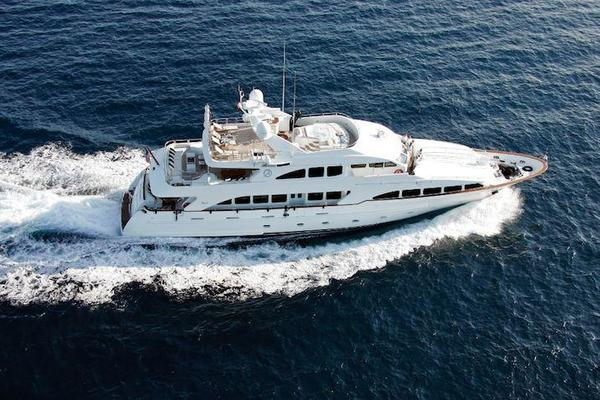 Photo of 2005 BENETTI 115 FOR SALE