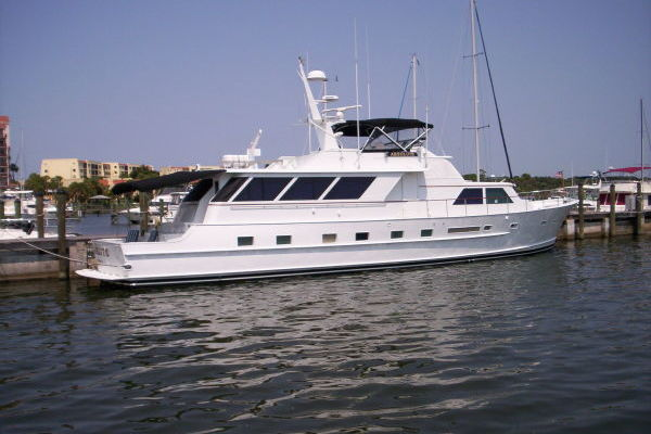 Broward 80' Raised Pilothouse 1980