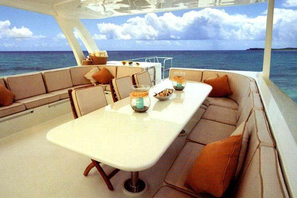 1999 Cheoy Lee 92' Motor Yacht YOLY | Picture 5 of 34