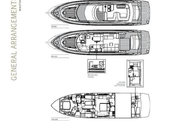 2011 Sunseeker 63' Manhattan  | Picture 1 of 9
