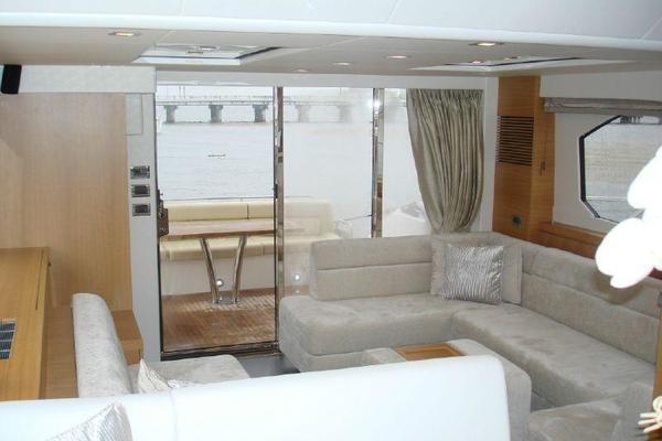 Picture Of: 63' Sunseeker Manhattan 2011 Yacht For Sale | 2 of 9