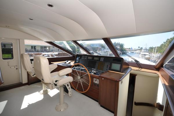 2007 Pacific Mariner 85' Flushdeck MY LUCK A LEE IV | Picture 4 of 37