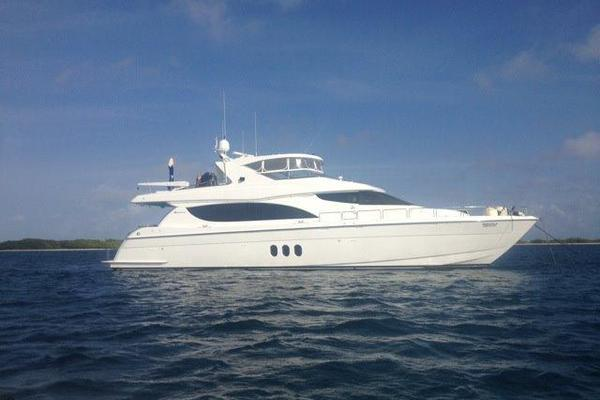 80' Hatteras Yachts 80 Motor Yacht 2006
