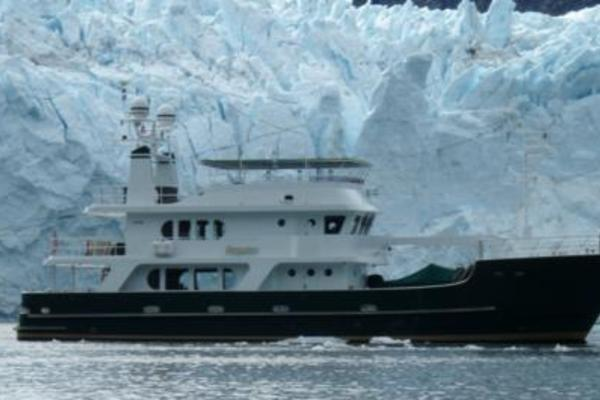95' Explorer Expedition Yacht 2005 | Impetus