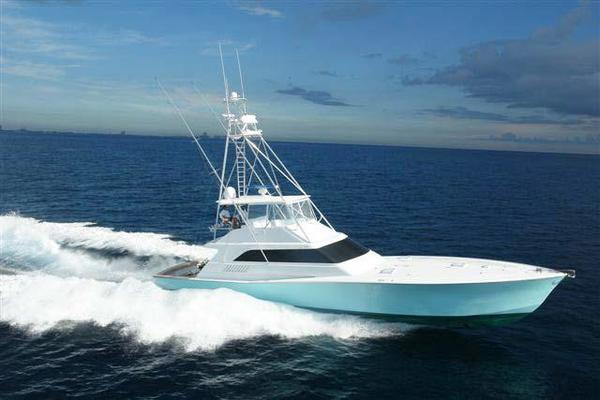 72' Tribute Custom Sportfish Convertible 2007 | Alican