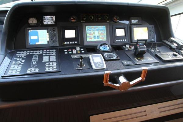 2007Leopard 24 78 ft    LA DONNA