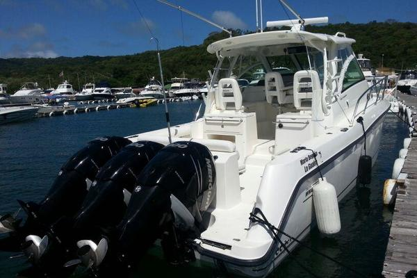 2012Boston Whaler 34 ft Conquest 345