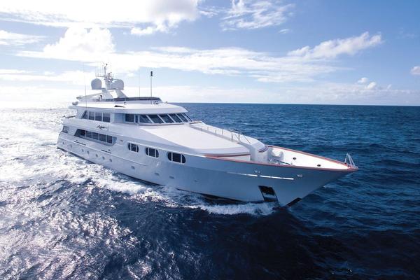 150' Trinity Yachts 1998/2014 150ft 1998 | ATTITUDE