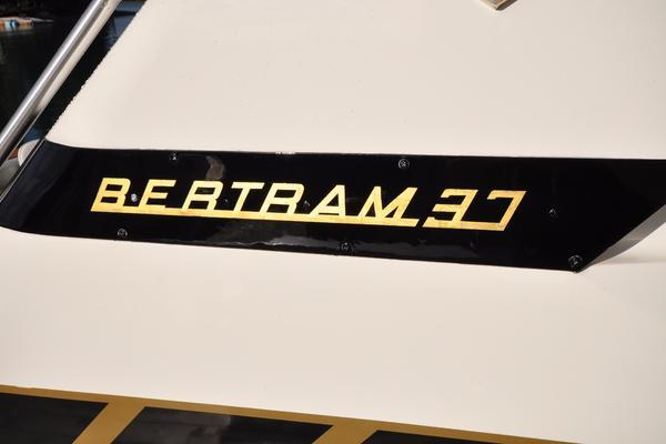 1987Bertram 37 ft 37 Convertible   Johanna Elisabeth