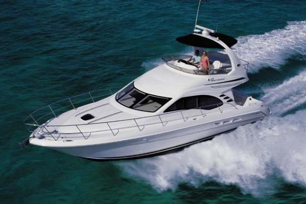 Sea Ray 42' 420 Sedan Bridge 2005