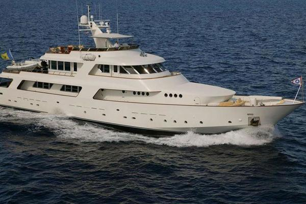 122' CRN 1978/2012 122ft Tri Deck Yacht 1978 | NORDIC STAR