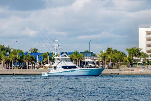 1999Hatteras 60 ft Sportfish   My Time VI