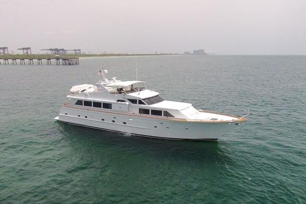 Broward 92' Raised Pilothouse Motor Yacht 1988