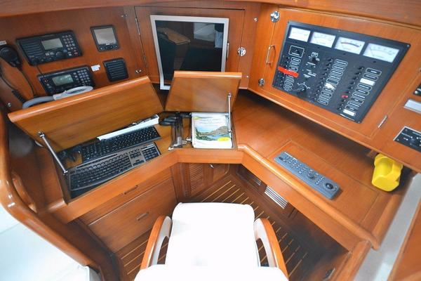 2005Tayana 48 ft 48   Mystique