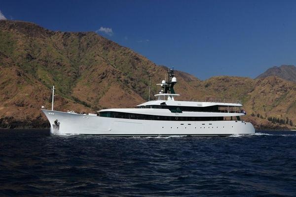 HYS Yachts 180' 2011 | Ark Angel