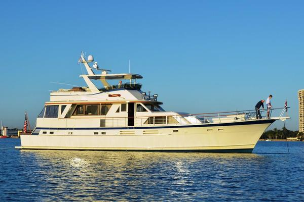 photo of 70' Hatteras CPMY 1977